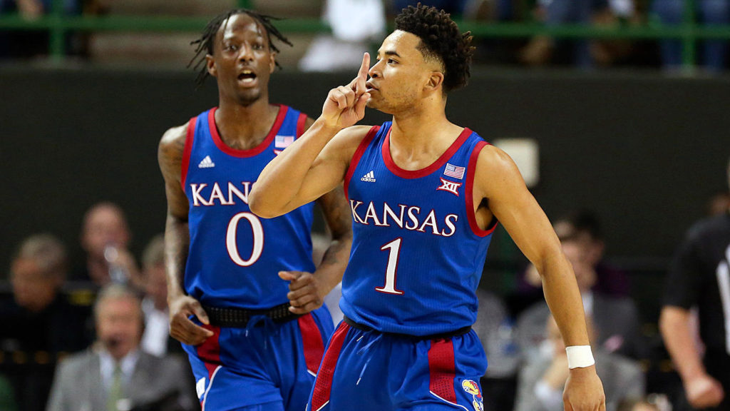 Three of the takeaways from No. 3 Kansas' Baylor upset of No. 1