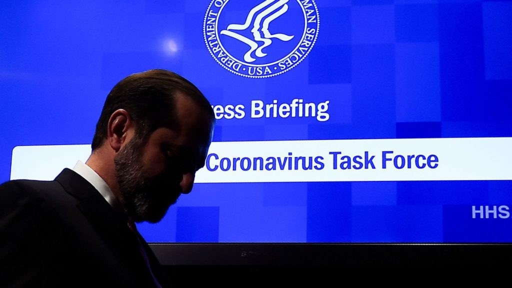 The C.D.C Officials Warn of Coronavirus Outbreaks in the U.S.