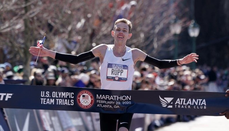 Olympic marathon trials Galen Rupp dominates men's race 43-year-old makes the team