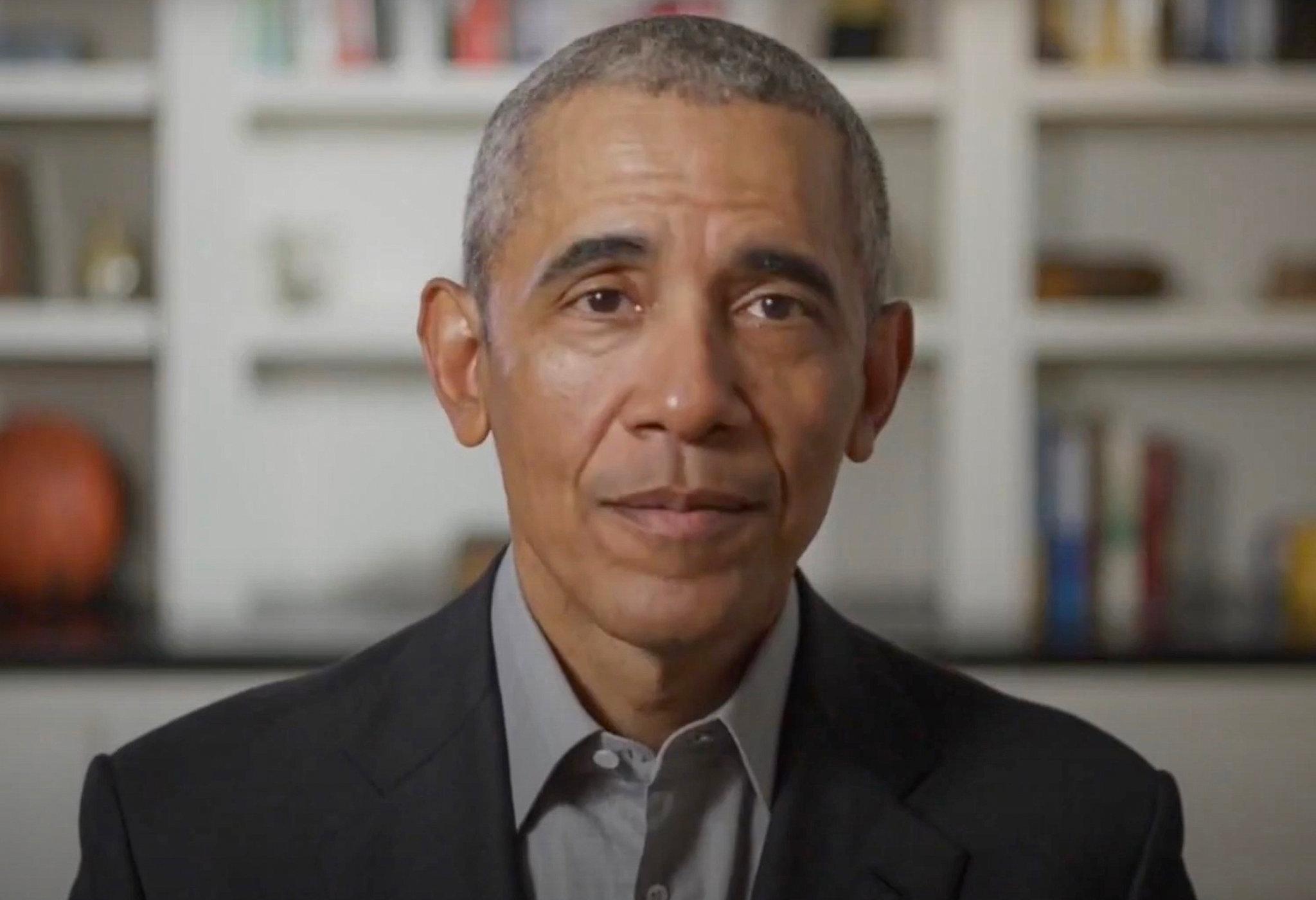 Obama Commencement Speech of 2020 High School Graduates