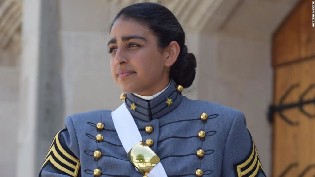 News Update: Woman Becomes First Observant Skin To Graduate From The US Military Academy At West Point
